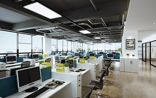 木棉树软件开发公司办公区