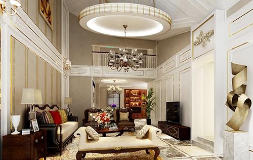 广安私宅定位装修设计
